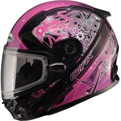 GM49Y Celestial Snow Youth Helmet