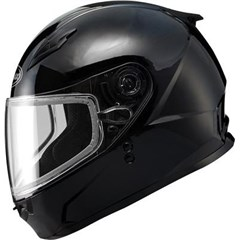 GM49Y Solid Snow Youth Helmet