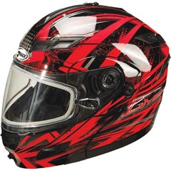GM54S Highmark Snow Helmets