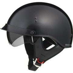 GM65 Solid Full Dressed Helmet