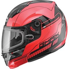 MD04 Quadrant Snow Helmet