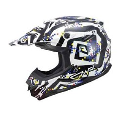 Visor for GM76X Crazy G Graphic Helmet