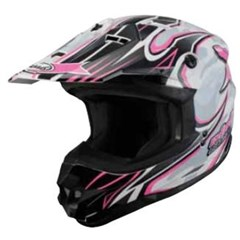 Visor for GM76X Pink Ribbon Riders Helmet