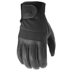 Jab Perforated Leather Gloves