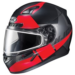 CL-17 Boost Snow Helmets with Dual Lens Shield