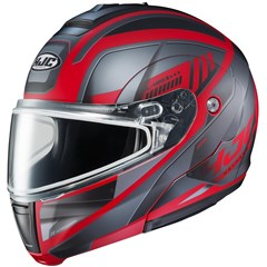 CL-Max III Gallant Snow Helmets with Dual Lens Shield