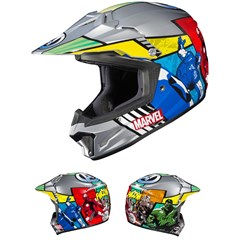 CL-XY II Marvel Avengers Youth Helmets