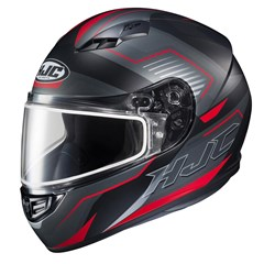 CS-R III Trion Snow Helmet with Dual Lens Shield