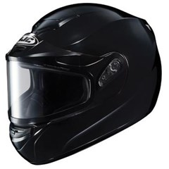 CS-R2 Solid Snow Helmets with Dual Lens Shield