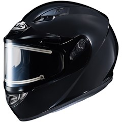 CS-R3 Solid Snow Helmets With Dual Lens Shield