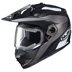 DS-X1 Awing Snow Helmet with Electric Shield