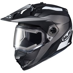 DS-X1 Awing Snow Helmets with Dual Lens Shield