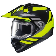 DS-X1 Lander Snow Helmets with Electric Shield