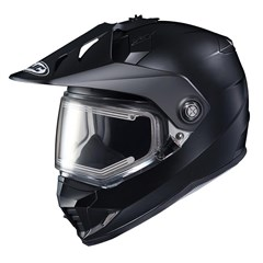 DS-X1 Semi-Flat Snow Helmet with Electric Shield