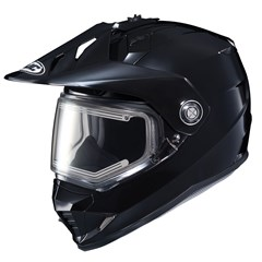 DS-X1 Solid Snow Helmets with Electric Shield