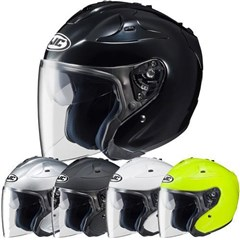 Front Vent Set for FG-Jet Helmets
