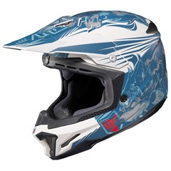 Visor for CL-X7 El Lobo Helmet