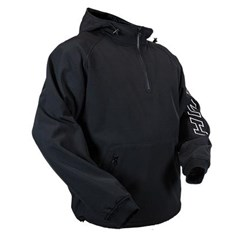 Hooded Tech Pullover