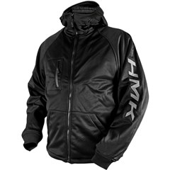 Hooded Tech Shell Jacket