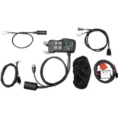 JMCB-2003 Handlebar-Mounted CB Audio System for Driver Headset Operation