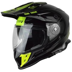 Visor for J34 Peak Helmet
