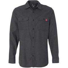 Riders Long-Sleeve Flannel Shirt