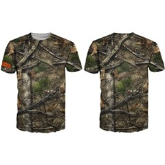 Backwoods Skull Camo T-Shirts