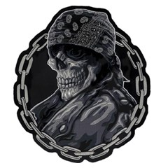Biker from Hell Embroidery Patch