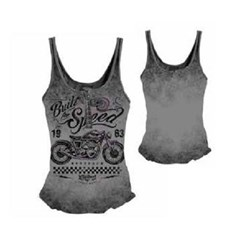 Built for Speed Womens Tank Top