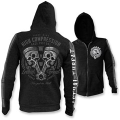 High Compression Piston Hoodie