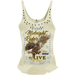 Midnight Rider Womens Tank Tops