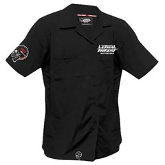 No Regrets Men's Work Shirt