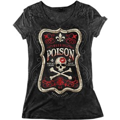 Poison Womens T-Shirts