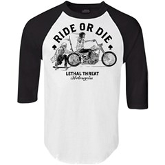 Ride or Die 3/4 Sleeve Shirts