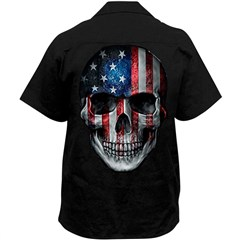 Stars and Stripes Screen Printed Work Shirts