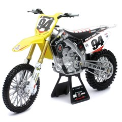 1:6 Scale RCH Suzuki Team 2015 Bike