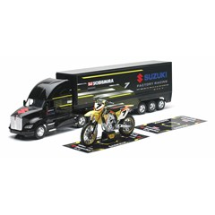 Yoshimura Suzuki Factory Team Gift Set (James Stewart)