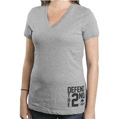 All Guns Matter Womens V-Neck Tee