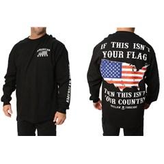 American Honor Long Sleeve T-Shirts