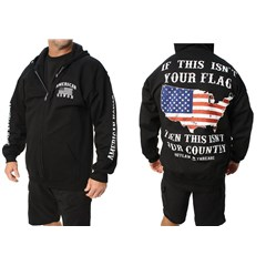 American Honor Zip Hoody