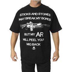 Sticks and Stones T-Shirts