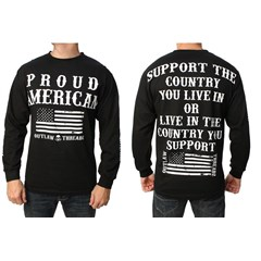 Support Long Sleeve T-Shirts