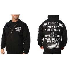 Support Zip Hoody