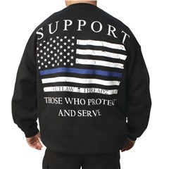 Thin Blue Line Sweatshirts