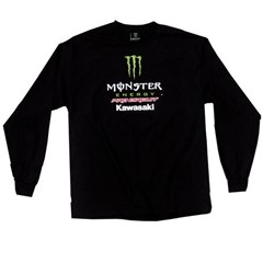 Long Sleeve Monster T-Shirt