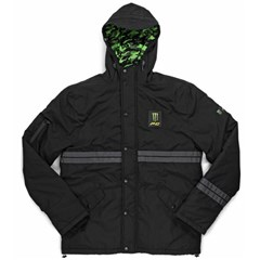 Parka Technical Midweight Lined Jacket