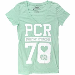 PCR V-Neck Womens T-Shirts