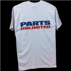 Parts Unlimited Short Sleeve T-Shirt