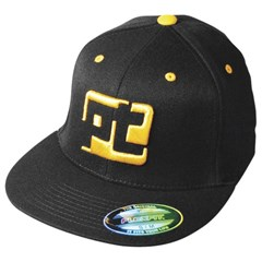 Pro Taper Icon Black Hat