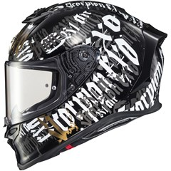 EXO-R1 Air Blackletter Helmets